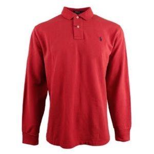 🔥NEW🔥Polo Ralph Lauren Mesh Shirt Medium Cotton